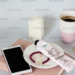 Girly Pink Workspace01 | Bank zdjęć Moyemu - zdjęcia dla Twojego bloga i biznesu