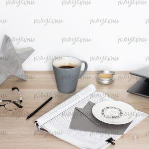 Gray Workspace 09 | Bank zdjęć Moyemu - zdjęcia dla Twojego bloga i biznesu