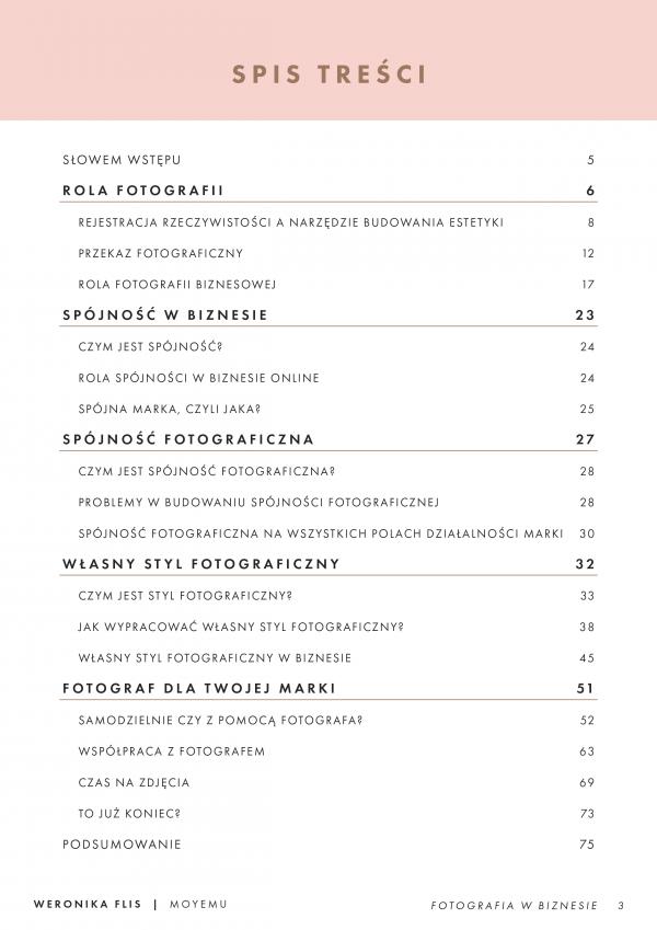 E-book Fotografia w biznesie | Moyemu - studio kreatywne Twojej marki