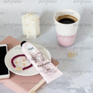 Girly Pink Workspace 02 | Bank zdjęć Moyemu - zdjęcia dla Twojego bloga i biznesu