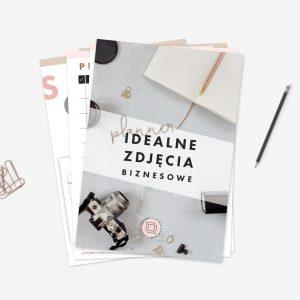 Planer dla fotografa: Idealne zdjęcia biznesowe | Moyemu - sklep dla bloga i biznesu