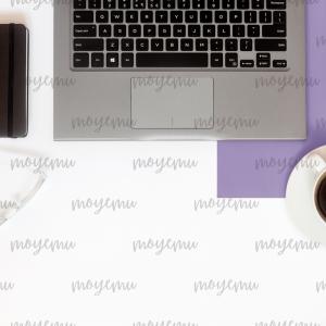 Gray-Violet Minimal 01 | Bank zdjęć Moyemu - fotografie dla bloga i biznesu
