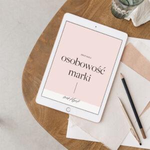 Workbook: Osobowość marki - zdefiniuj porę roku Twojej marki | Projektowanie identyfikacji wizualnej | Sklep Moyemu