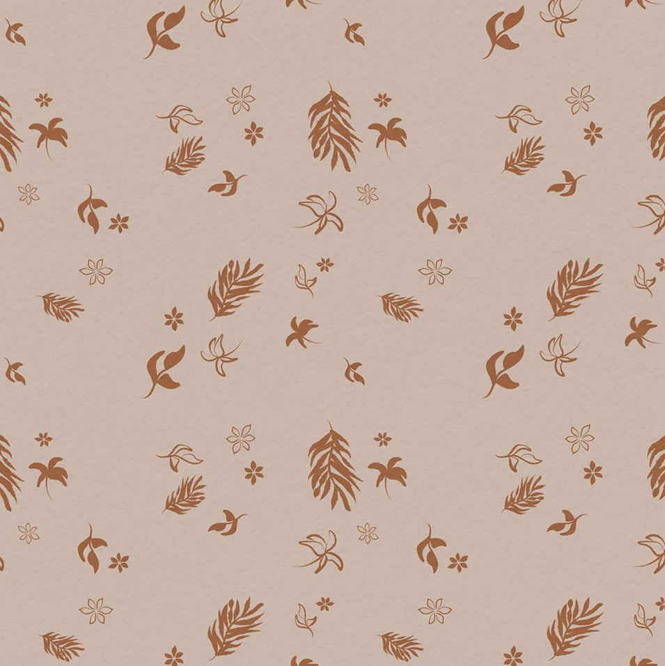 Hello! Autumn - wzór firmowy, tło nastronę, tło nabloga, floral parter, kwiatowy wzór | Gotowa identyfikacja wizualna | Hello! Beautiful brand | Sklep Moyemu
