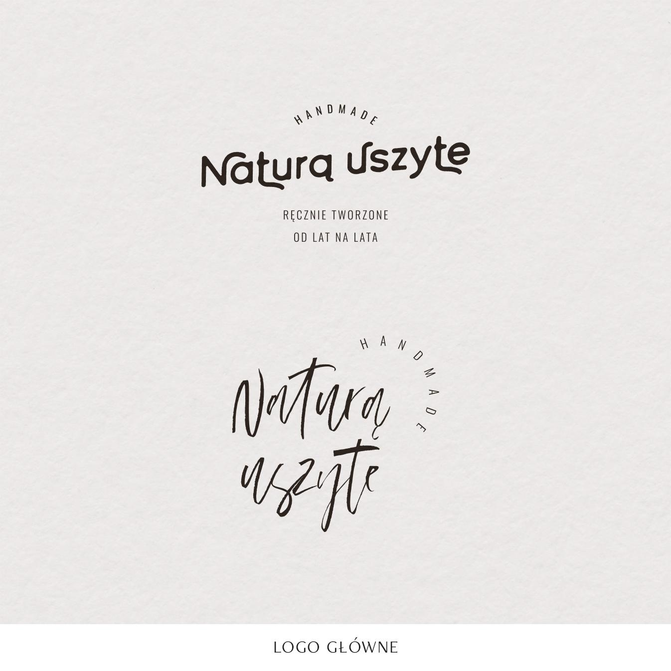Hello! Autumn - gotowe logo, logo główne, projekt logo, logo dla firmy | Gotowa identyfikacja wizualna dla marki jesiennej, osobowość jesienna | Hello! Beautiful brand | Sklep Moyemu