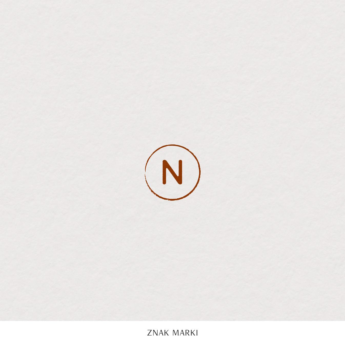 Hello! Autumn - gotowe logo, znak firmowy, sygnet, logo dla firmy | Gotowa identyfikacja wizualna dla marki jesiennej, osobowość jesienna | Hello! Beautiful brand | Sklep Moyemu