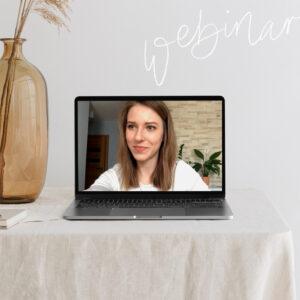Webinar Moodboard Twojej marki: Jak stworzyć tablicę inspiracji marki? Sklep Moyemu