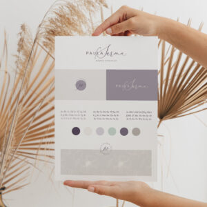 Oh! Light Summer - gotowa identyfikacja wizualna dla marki letniej | Logo, paleta barw, kolory dla marki, fonty, typografia, grafiki social media, grafiki Canva naInstagram, Facebook iInstaStories | Moyemu Sklep