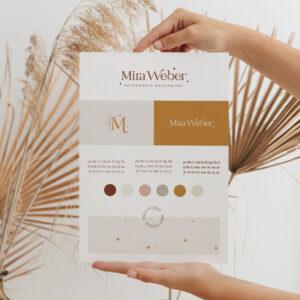 Oh! Warm Autumn - gotowa identyfikacja wizualna dla marki jesiennej | Logo, paleta barw, kolory dla marki, fonty, typografia, grafiki social media, grafiki Canva na Instagram, Facebook i InstaStories | Moyemu Sklep